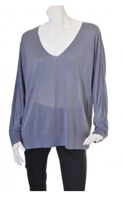 Pulover supradimensionat tricot fin H&M, marime XL