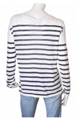 Pulover tricot fin Va Vite, marime L