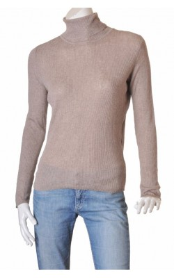 Pulover tricot reiat fin Marie Philippe, amestec lana, marime L