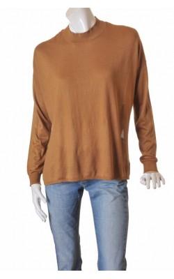 Pulover versized din tricot fin Vero Moda, marime XL