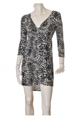 Rochie animal print Gina Tricot, marime S
