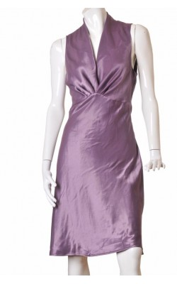 Rochie cocktail din satin B.Young, marime 42