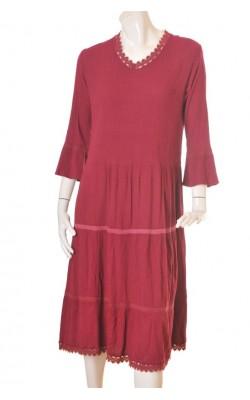 Rochie Comfort Fashion, panza topita, marime L