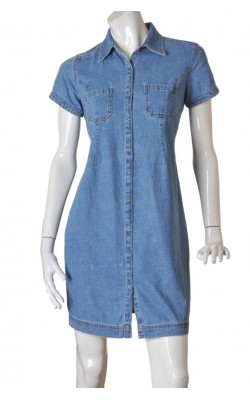 Rochie denim Baby and Me, marime S