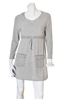 Rochie gri Andrea by Pm Norway, marime L