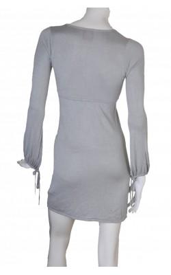 Rochie gri din tricot fin Lipsy, marime S