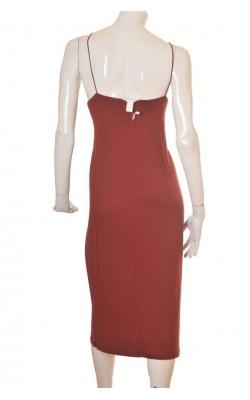 Rochie H&M, jerseu fin, marime XL
