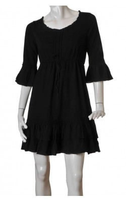 Rochie jerse negru Oxford Street, marime M