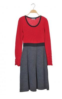 Rochie lana pura extrafina Taule Design, marime S