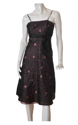 Rochie matase naturala Laundry by Shelly Segal, marime 36