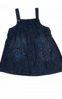 Rochie Name It, denim captusit, 9-12 luni