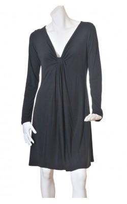 Rochie neagra Gant, marime XL