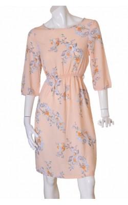 Rochie print floral H&M, marime 44