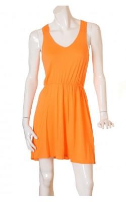 Rochie oranj H&M, marime S