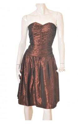Rochie organza cu corset Gina Bacconi, marime 36/38