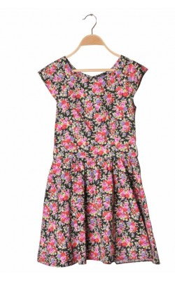 Rochie print floral F&F, marime S