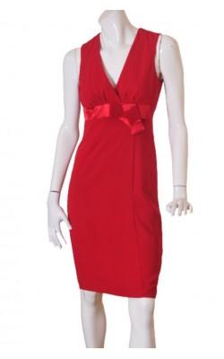 Rochie rosie H&M, maimre 38