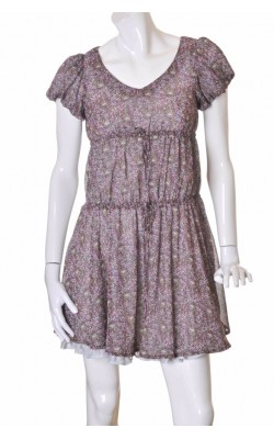 Rochie Soaked in Luxury, imprimeu floral, marime S