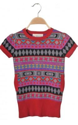 Tunica tricot bumbac Desigual, 5-6 ani