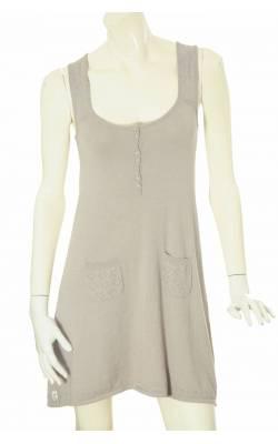 Rochie tricot subtire ajurat By Ti Mo, marime 38