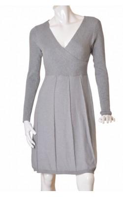 Rochie tricot vascoza Fransa, marime 40