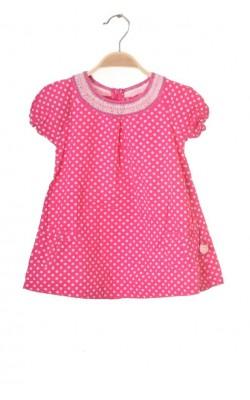 Rochita roz cu buline albe Name It, 2-3 ani
