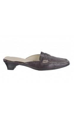 Sandale negre Aerosoles, marime 36