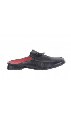 Sandale din piele naturala Marc, marime 38
