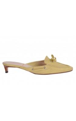 Sandale Miu Miu, piele naturala, marime 37.5