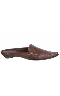 Sandale din piele naturala Pasito, marime 37