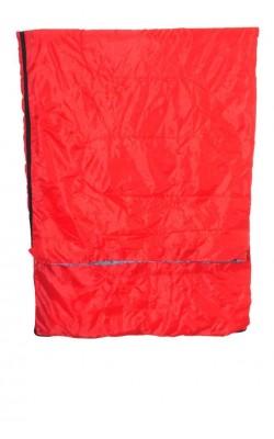 Sac de dormit de vara, rosu, 174x69 cm