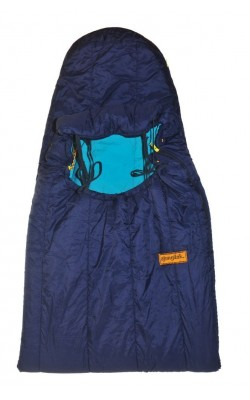 Sac de dormit Ajungilak Scout Lux, Thermofill, 78x220 cm