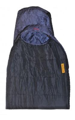 Sac de dormit Mammut Ajungilak Traveller, negru cu gri
