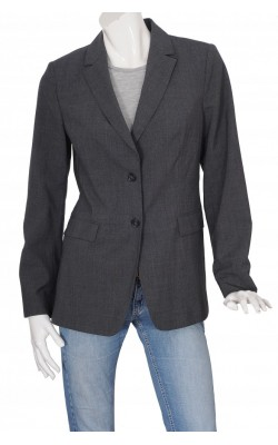 Blazer stofa lana stretch Banana Republic, marime 44