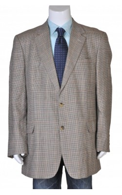 Blazer Brooks Brothers, lana, matase si in, marime 52/54 Long