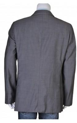 Blazer Calvin Klein, stofa lana, marime 48