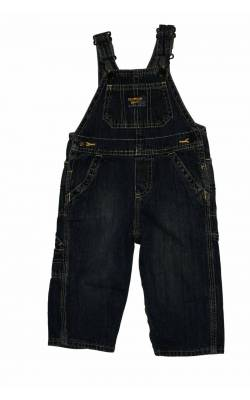 Salopeta denim OshKosh, 12 luni