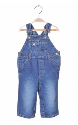 Salopeta denim Peanuts by Cubus, 9 luni