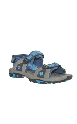 Sandale albastre Jack Wolfskin, marime 33