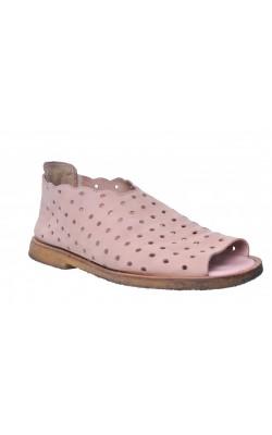 Sandale Angulus, piele naturala, marime 41 calapod lat