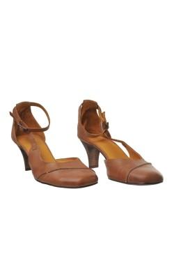 Sandale bej Mexx, piele naturala, marime 37