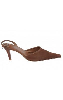 Sandale Betty Blue, piele, marime 39