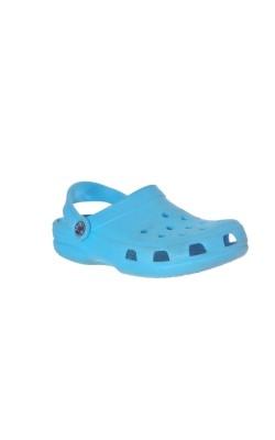 Sandale bleu Crocs, marime 33/34