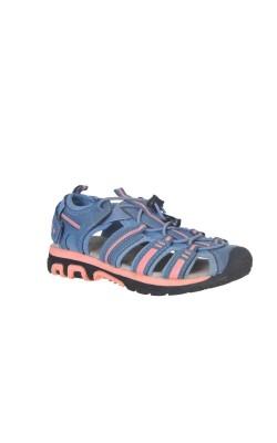 Sandale bleu cu roz Crane, marime 33