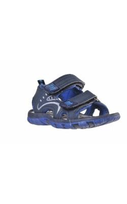 Sandale bleumarin, marime 23