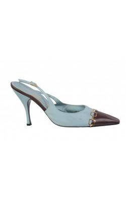 Sandale CasaDei, integral piele, marime 38.5