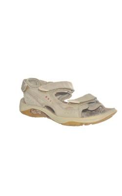 Sandale comode din piele Landrover, marime 37