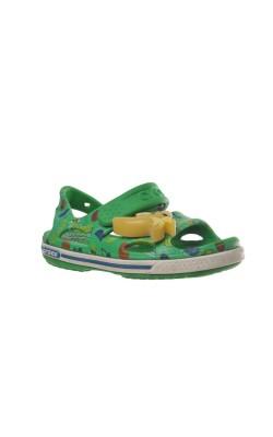 Sandale Crocs, decor cu led, marime 23/24