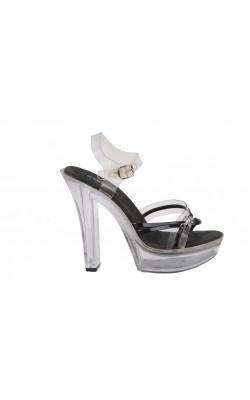 Sandale Crystal, marime 39