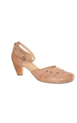 Sandale dama 41, Khrio, piele naturala